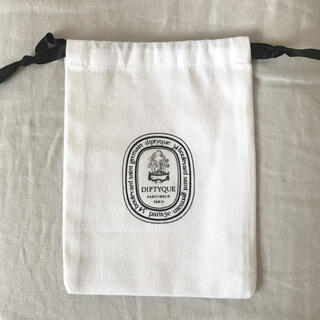 ディプティック(diptyque)の【新品未使用】※匿名配送 ディプティック diptyque  巾着袋(ポーチ)