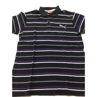 プーマ(PUMA)の【ゴルフ】ウエア ポロシャツ Lサイズ メンズ プーマ(ウエア)