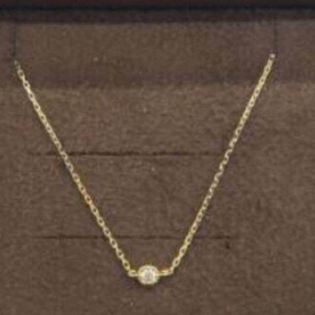 agete(アガット)のagete アガット k18 ダイヤ ブレスレット レディースのアクセサリー(ブレスレット/バングル)の商品写真