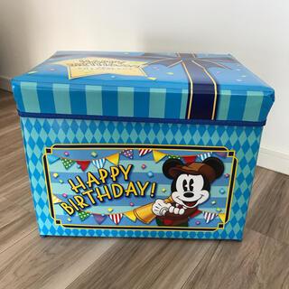 ディズニー(Disney)のディズニーアンバサダーホテル スペシャルキッズバースデー 折り畳みボックス(ケース/ボックス)