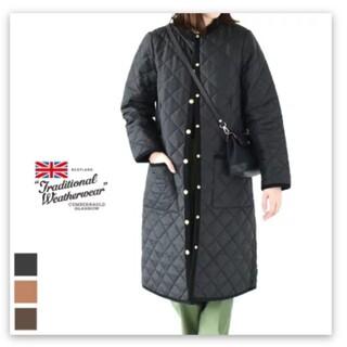 MACKINTOSH - Traditional Weatherwear ARKLEY 36ロングブラック