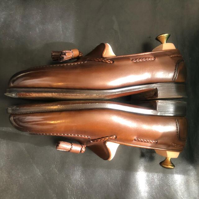 EDWARD GREEN(エドワードグリーン)の【はりへい様専用】EDWARD GREEN Belgravia 6 メンズの靴/シューズ(ドレス/ビジネス)の商品写真
