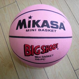 ミカサ(MIKASA)の「2球セット」MIKASA ゴム製5号球・小学生ミニバスケットボール(バスケットボール)