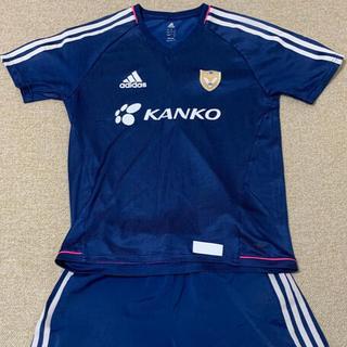 adidas - アディダス IPU 環太平洋大学 サッカー ウェア