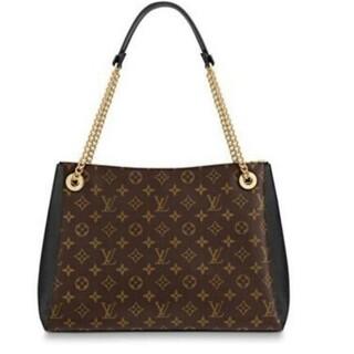 LOUIS VUITTON - A4収納可?Louis Vuitton スレンヌ MM モノグラム トートバッグ