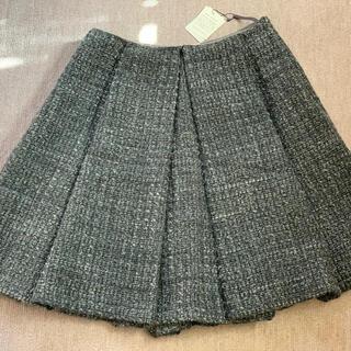 アドーア(ADORE)の気まぐれsale 新品未使用【ADORE】ラメ入りスカート(ひざ丈スカート)