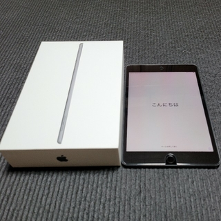 iPad - ipad mini 5 wifi+cellular 64GB【中古美品】