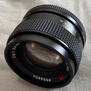 キョウセラ(京セラ)のContax Carl Zeiss Planar 50mm F1.4 MMJ (レンズ(単焦点))