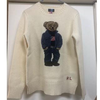 POLO RALPH LAUREN - Polo ラルフローレン ベア ウールブレンド セーター