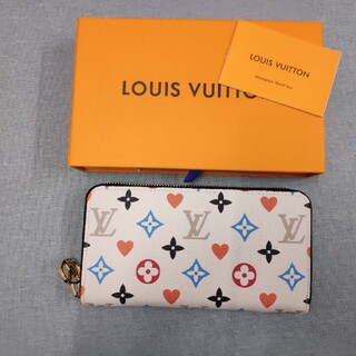 LOUIS VUITTON - ❣即購入OK❣ 国内即発 ♬大人気限定 セールルイヴィトン、 長財布❣小銭入れ♬