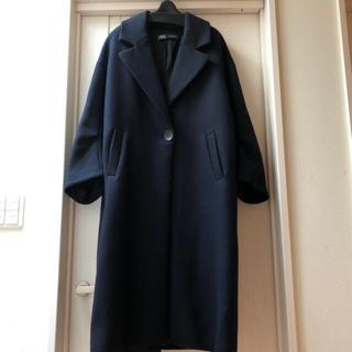 イエナスローブ(IENA SLOBE)のZARAのコートとイエナスローブリデニム ナチュラル40サイズ(ロングコート)