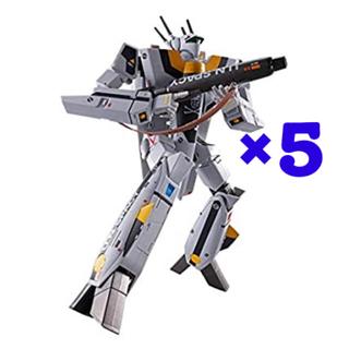 マクロス(macros)の5体 DX超合金 マクロス VF-1S バルキリー ロイ・フォッカースペシャル(アニメ/ゲーム)