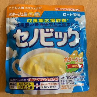 ロートセイヤク(ロート製薬)のセノビック ポタージュ味224g.(その他)