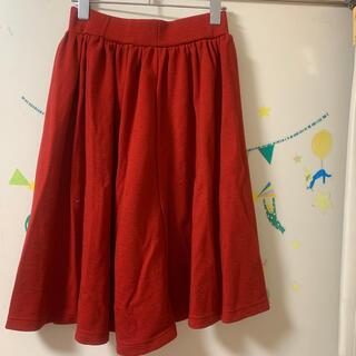 ドットアンドストライプスチャイルドウーマン(Dot&Stripes CHILDWOMAN)のdot&stlipes フレアスカート(ひざ丈スカート)