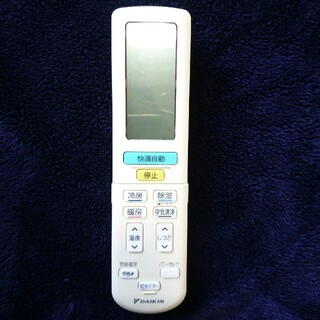 ダイキン(DAIKIN)のダイキンエアコン リモコン ARC472A8 ジャンク品(エアコン)