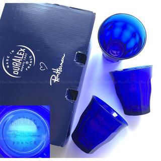 Ron Herman - ロンハーマン限定 別注DURALEX グラス 6個セット サファイアブルー