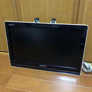アクオス(AQUOS)のAQUOS 19型テレビ(テレビ)