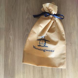 マンシングウェア(Munsingwear)のマンシング プレゼント包装袋(ラッピング/包装)