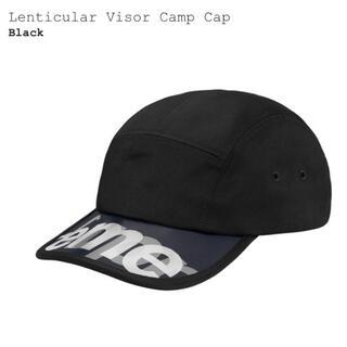シュプリーム(Supreme)のSupreme Lenticular Visor Camp Cap(キャップ)