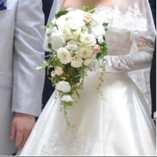 結婚式 ウェディングブーケ ブートニア(ブーケ)