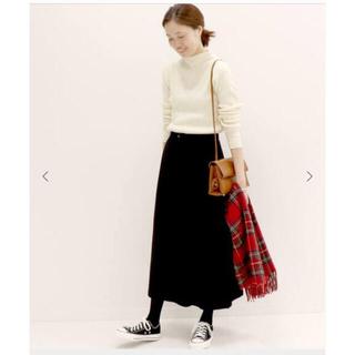 IENA SLOBE - ウールストレッチマーメイドスカート