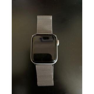 アップル(Apple)のApple Watch series4 40mm GPSモデル(腕時計(デジタル))