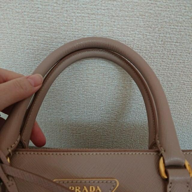 PRADA(プラダ)のPRADA プラダ サフィアーノ ハンドバッグ レディースのバッグ(ハンドバッグ)の商品写真