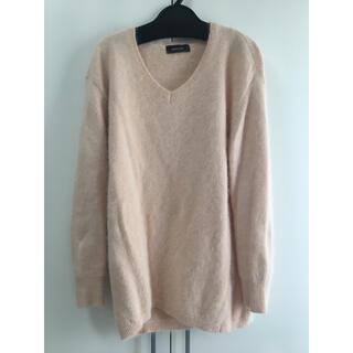 JUSGLITTY - JUSGLITTY  淡いピンクセーター