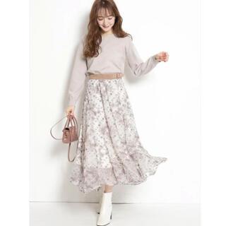 Rirandture - Rirandture♡スカーフ刺繍スカート