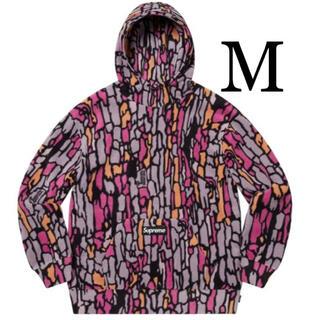 シュプリーム(Supreme)のM Supreme Polartec Hooded Sweatshirt(パーカー)
