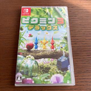 ニンテンドースイッチ(Nintendo Switch)の【新品未開封】ピクミン3 デラックス Switch(家庭用ゲームソフト)