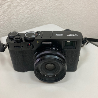 富士フイルム - X100V