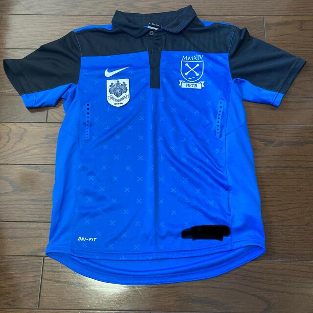 NIKE(ナイキ)の筑波大学蹴球部 ジャージ TRウェア 練習着 M L スポーツ/アウトドアのサッカー/フットサル(ウェア)の商品写真