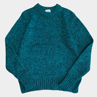 ウールリッチ(WOOLRICH)の70s WOOLRICH MIX柄 セーター ヴィンテージ ウールリッチ(ニット/セーター)