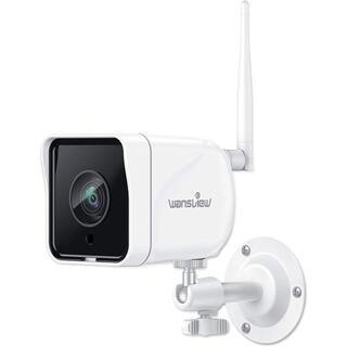 防犯カメラ 屋外監視カメラ 動体検知 暗視撮影 IP66防水 音声 遠隔操作