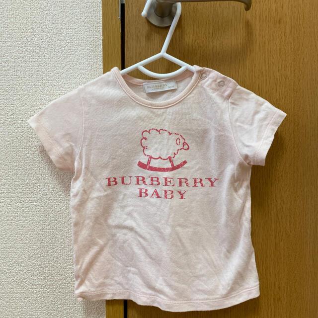 BURBERRY(バーバリー)のBurberry Baby★Tシャツ キッズ/ベビー/マタニティのベビー服(~85cm)(Tシャツ)の商品写真