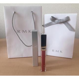 RMK - RMK アールエムケー カラー リップ グロス #04 ベーシック ローズ 5…