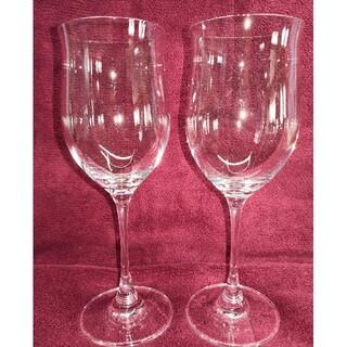 イッタラ(iittala)のブルゴーニュタイプのペア・ワイングラスです。(グラス/カップ)