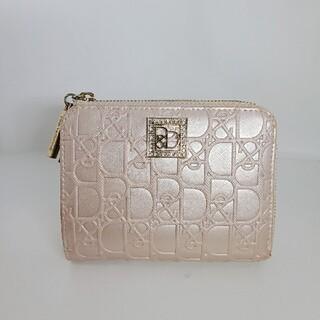 ピンキーアンドダイアン(Pinky&Dianne)の【PINKY&DIANNE】2つ折り財布(財布)