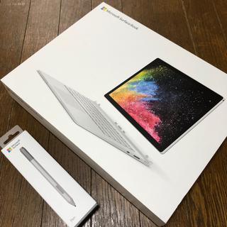 Microsoft - Surface Book2 13インチモデル 純正スタイラスペン同梱