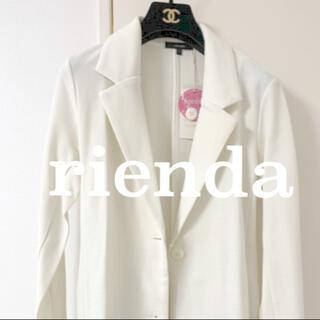 リエンダ(rienda)のrienda アウター ジャケット レディース フリーサイズ(その他)