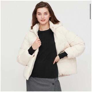 UNIQLO - 新品 ユニクロ カシミヤクルーネックセーター ブラック Lサイズ