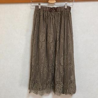 ヘザー(heather)のヘザー 3wayスカート(ロングスカート)