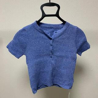 アナップ(ANAP)の新品 タグ付き Tシャツ トップス ANAP アナップ レディース 半袖(Tシャツ(半袖/袖なし))
