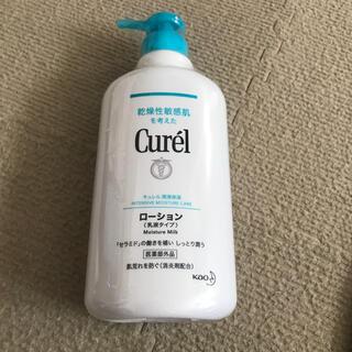 キュレル(Curel)のキュレル ローション ポンプ(410ml)(ボディローション/ミルク)