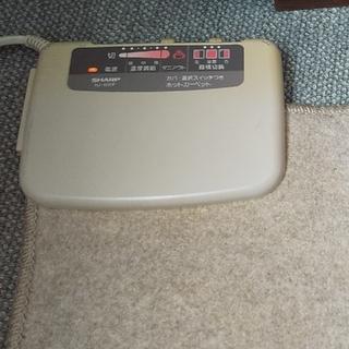 SHARP - シャープ ホットカーペット 2畳