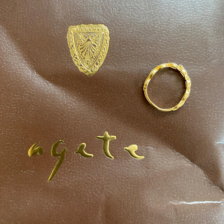 agete - アガットリング 5号