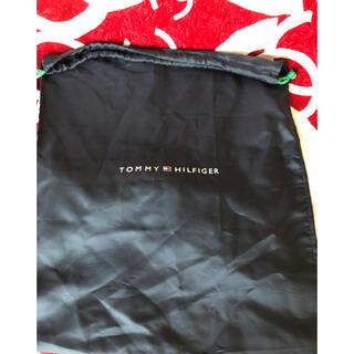 トミーヒルフィガー(TOMMY HILFIGER)のトミーヒルフィガー保存袋(ショップ袋)