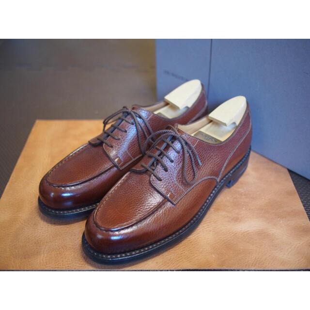 J.M. WESTON(ジェーエムウエストン)の【美品】J.M.WESTON Golf UK7.0 C 純正ツリー付 メンズの靴/シューズ(ドレス/ビジネス)の商品写真