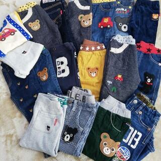 ミキハウス(mikihouse)のミキハウス セット ズボン シャツ 90(パンツ/スパッツ)